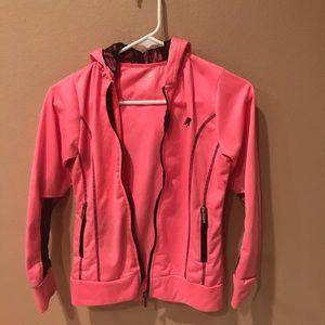 New Balance Hoodie Active Wear Women's 10-12 Pink